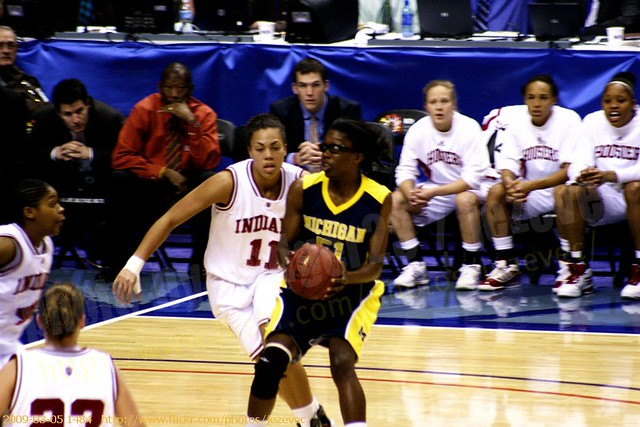 2009 03 05 1484 Womens Big Ten Basketball Championship Game 2