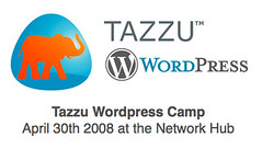 Tazzu Wordpress Camp | by Aristocrat