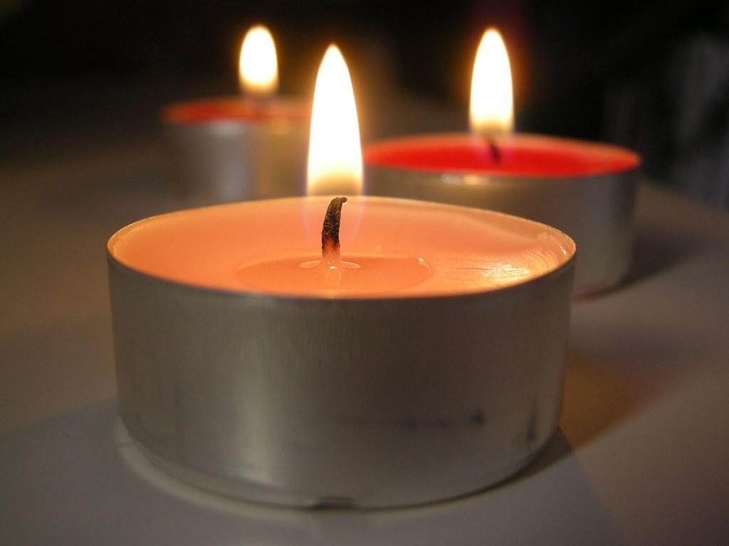 Candles alcune delle candele di ikea valeria flickr - Ikea candele profumate ...