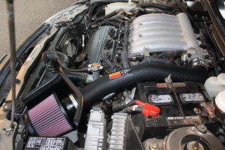 New K&N Cold Air Intake | by aresauburn™