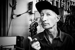 Portrait: Pierre Gest