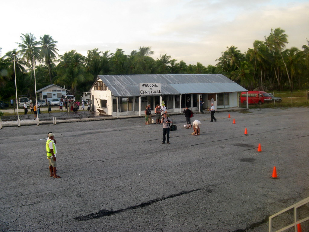 Photos Christmas Island Christmas Island Airport