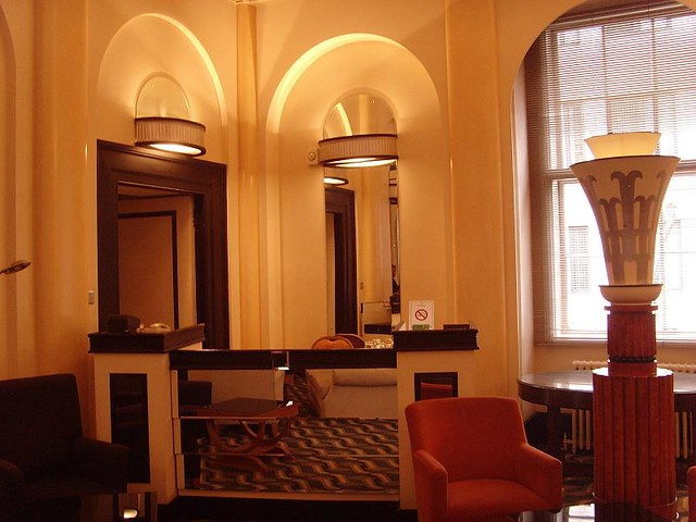 The lansdowne club 1930s london art deco interior flickr for 1930s interior designs