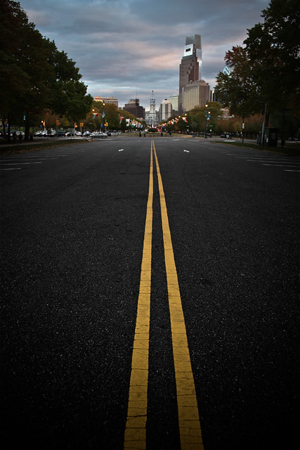 Hd wallpaper yellow - Long Road To City Hall Jane Volin Flickr