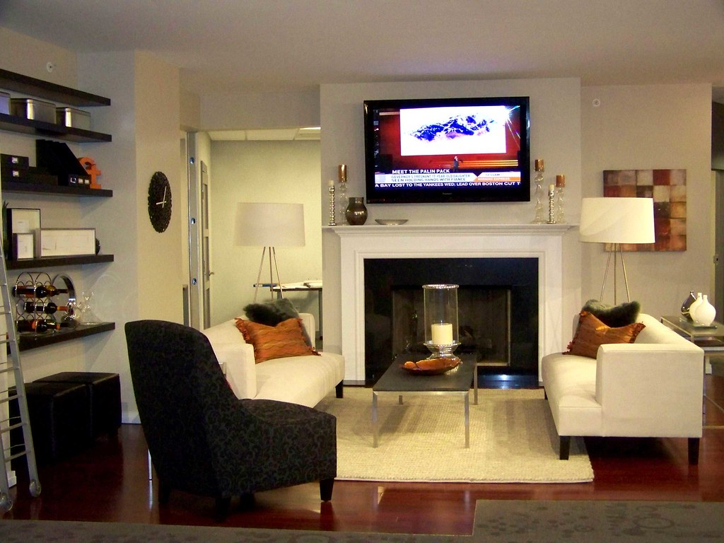 Living Room Surround Sound
