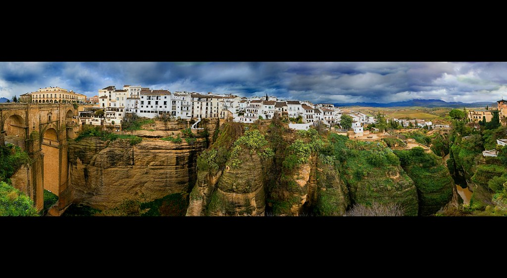 Rhondda Valley Spain Ronda Valley Spain | by