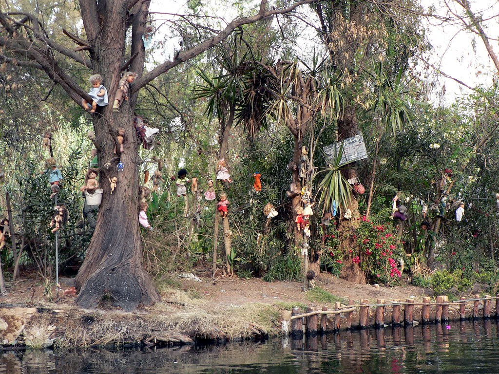 Image result for doll island mexico