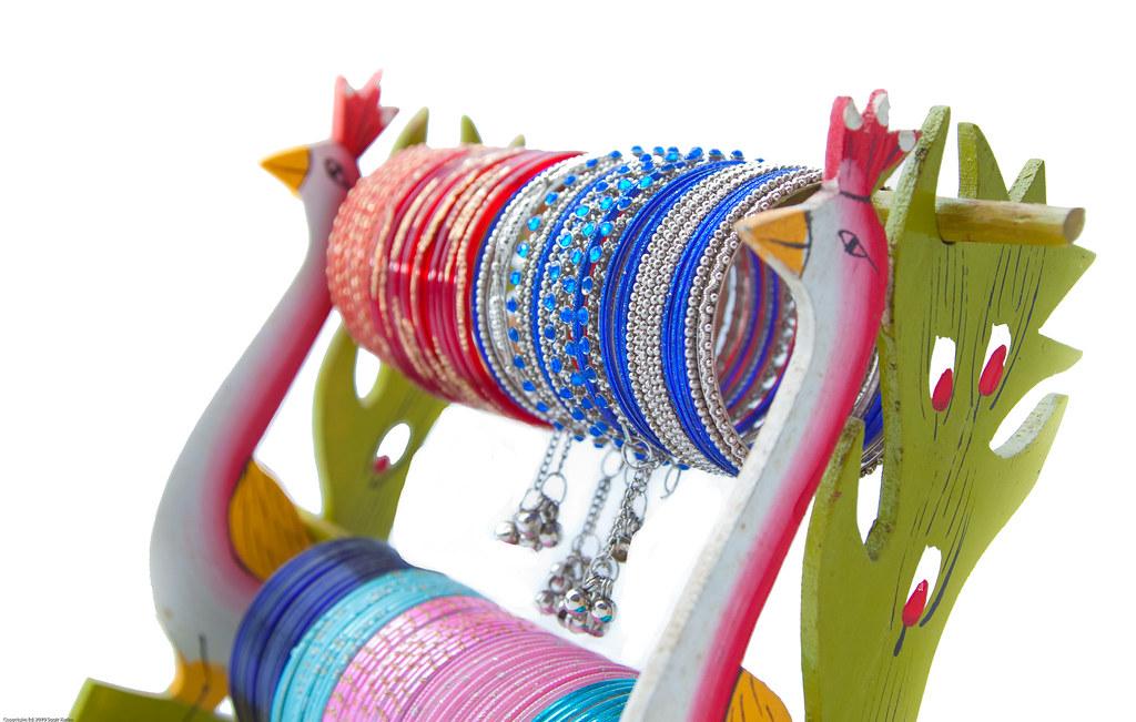 129/365 - Bangle stand | Day 129 - Sunday, 9th May 2010 Bang… | Flickr