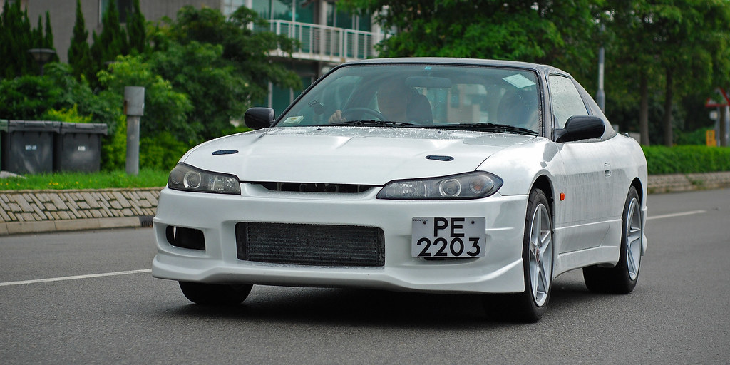 Nissan 180sx S15 Front End Conversion Tai Mei Tuk