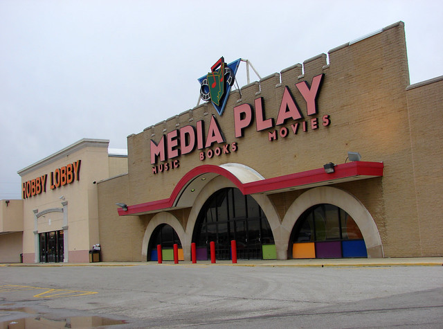 Vacant Media Play Former Child World Columbus Oh Flickr