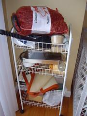 Kitchen Cart - Before