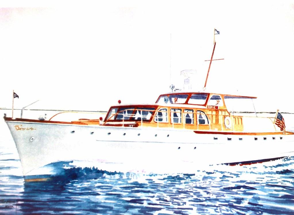 Yacht Painting Jobs Europe