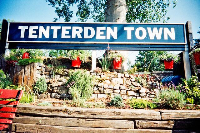 Tenterden Town | rummaging through old vivitar shots ...