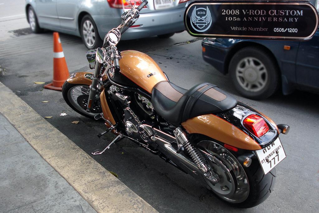 Harley Davidson V Rod Jacket
