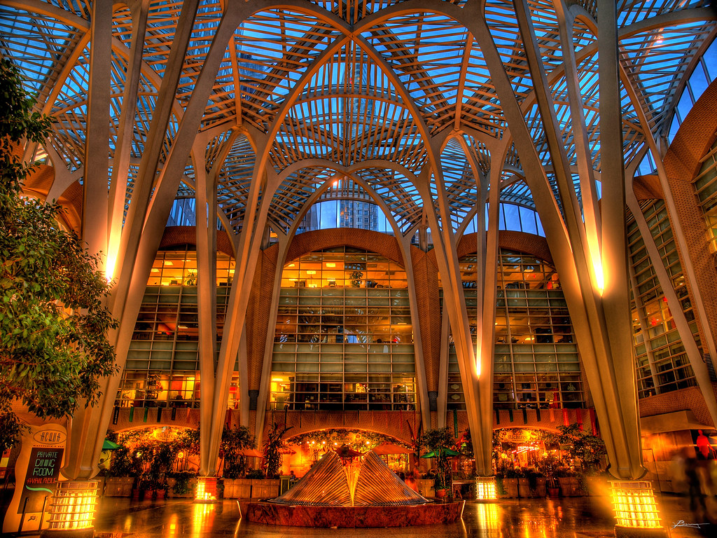 Arches Bce Place 12 Exp Hdr Paul Bica Flickr