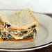 butternut squash swiss chard lasagna