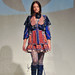 Anna Sui Collection at Vancouver Fashion Week