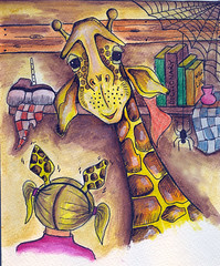 giraffe juice | by willowing