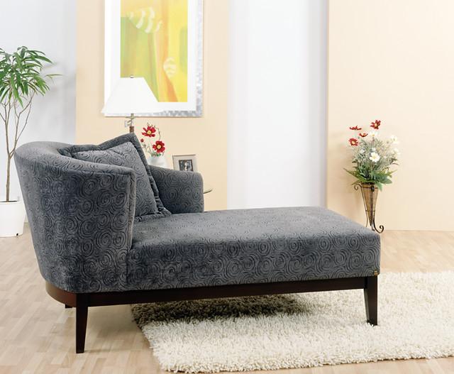Furniturefindcom Van Gogh Designs Sayla Chaise Lounger Dark Leg Finish