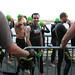 Pre-swim