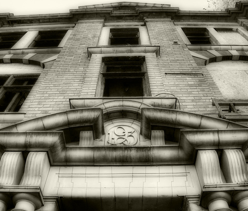 Birmingham Abandoned - Ludgate Hill