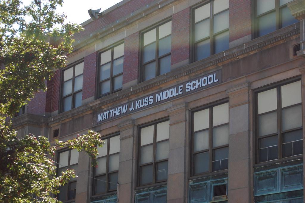 Matthew J. Kuss Middle School | James Brown | Flickr