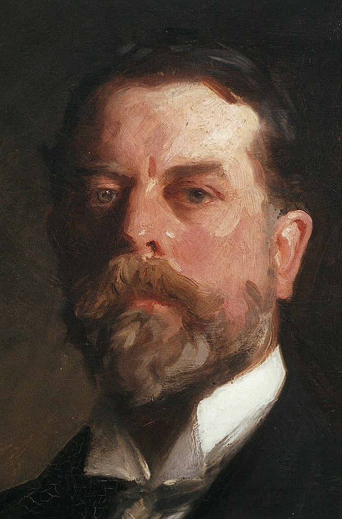 John singer sargent self portrait i found this great for John s painting