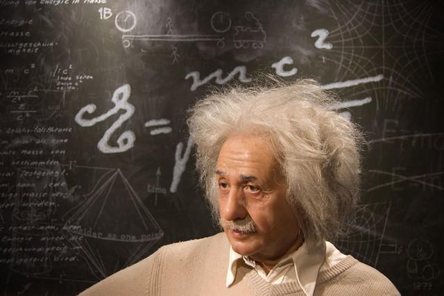 Are Albert Einstein S Eyeballs Kept In The Empire State Building