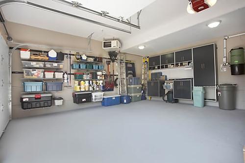 Garage Makeover After Rubbermaid Garage Makeover Flickr