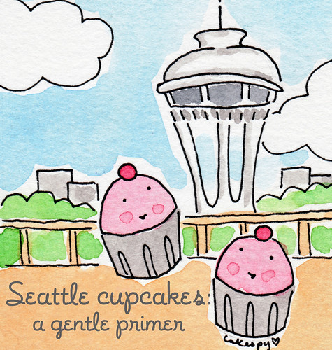 Seattle Cupcakes: A Gentle Primer | by cakespy