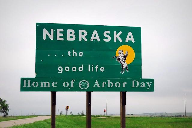 nebraska the good life state line thomas beck flickr. Black Bedroom Furniture Sets. Home Design Ideas