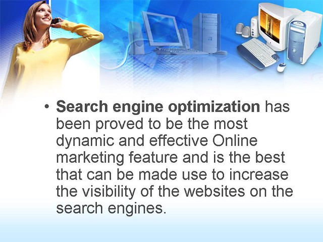 Ensure Website Visibility With Search Engine Optimization ...
