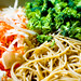 Tahini Noodle Prep