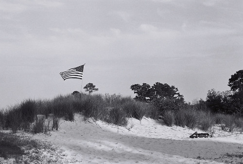 Beach flag | by a Dan of action