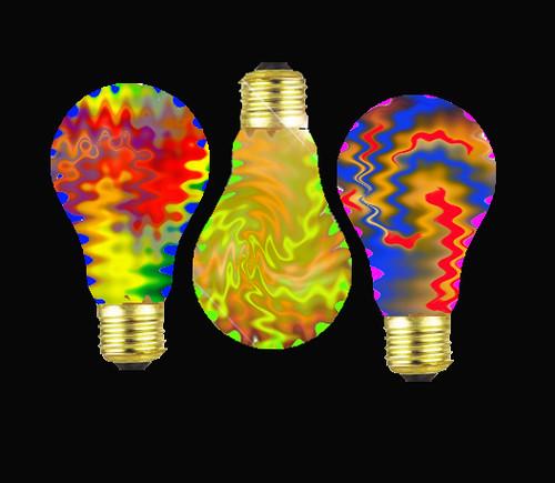 Wild And Funky Lightbulbs New Designer Light Bulbs For