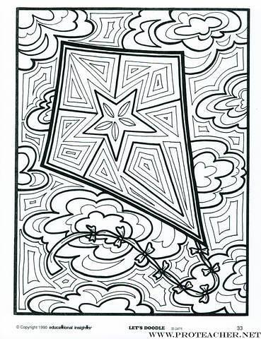 kite Let 39 s Doodle letsdoodlemama Flickr
