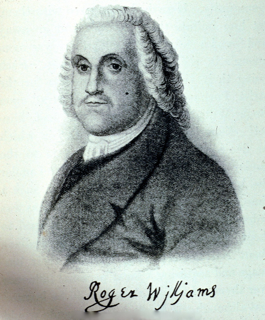 a biography of roger williams an english puritan theologian Biography: roger williams is believed to be born in london, england circa december 21 williams became the chaplain to a puritan, sir william masham.