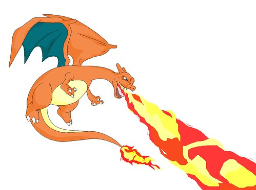Charizard S Flamethrower One Day To Complete Worth It