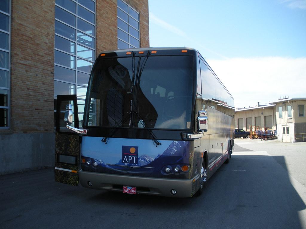 Mtr Western 5288b Prevost H3 45 Dan 39 S Motorcoach Gallery Flickr