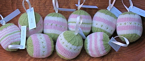 Easter Egg Place Cards | by mvknitter