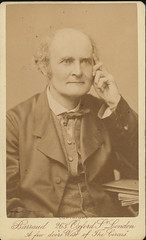 Portrait of Arthur Cayley (1821-1895), Mathematician and Astronomer