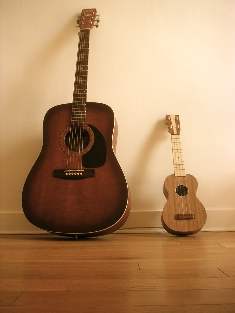 guitar vs ukulele exoterra gaming. Black Bedroom Furniture Sets. Home Design Ideas