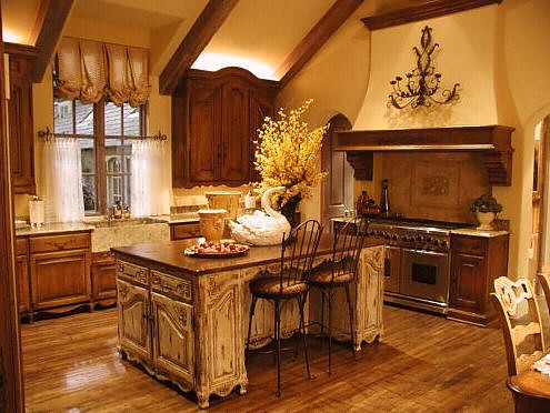 French kitchen a susan serra ckd flickr for Parisian style kitchen ideas