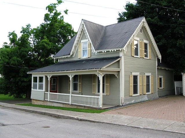 woodstock new brunswick this gothic revival cottage is lo flickr rh flickr com
