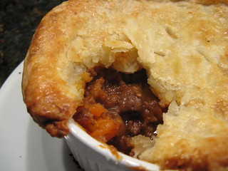 Beef, Beer & Blue Cheese Pot Pie | by katbaro