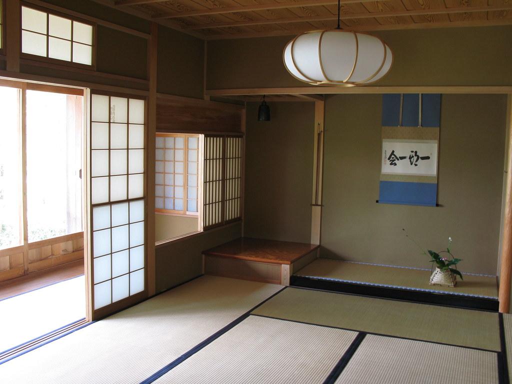 Japanese house traditional style interior design / 和室(わしつ ...