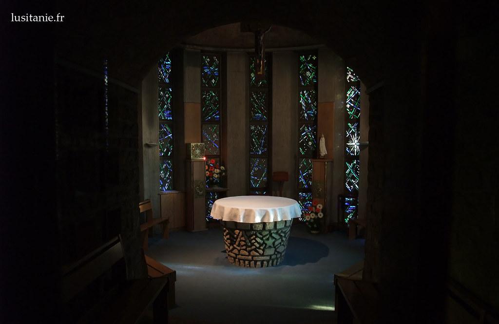Jolie décoration de l'église