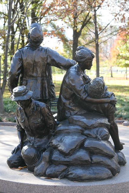 Vietnam Women S Memorial The Vietnam Women S Memorial