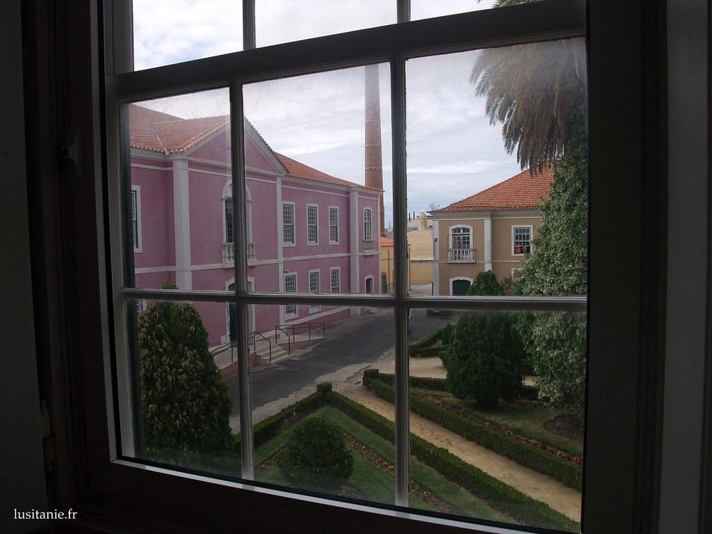Vue du musée : je veux voir la même chose de ma fenêtre!