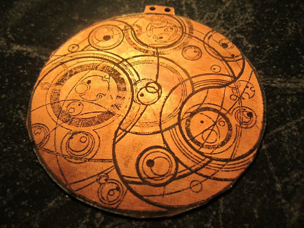 Doctor Who Gallifrey Symbol 2 Based Off Of Tibots